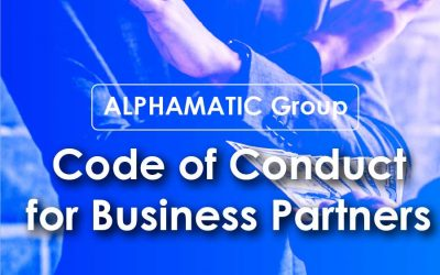 Alphamatic group code of conduct
