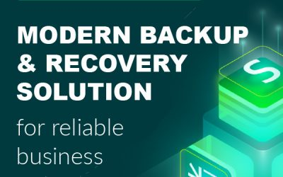 Veeam – No.1 Backup & Recovery Solution